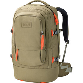 Jack Wolfskin Railrider 40 Pack burnt olive